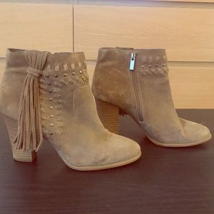 I.N.C International Concepts ankle booties